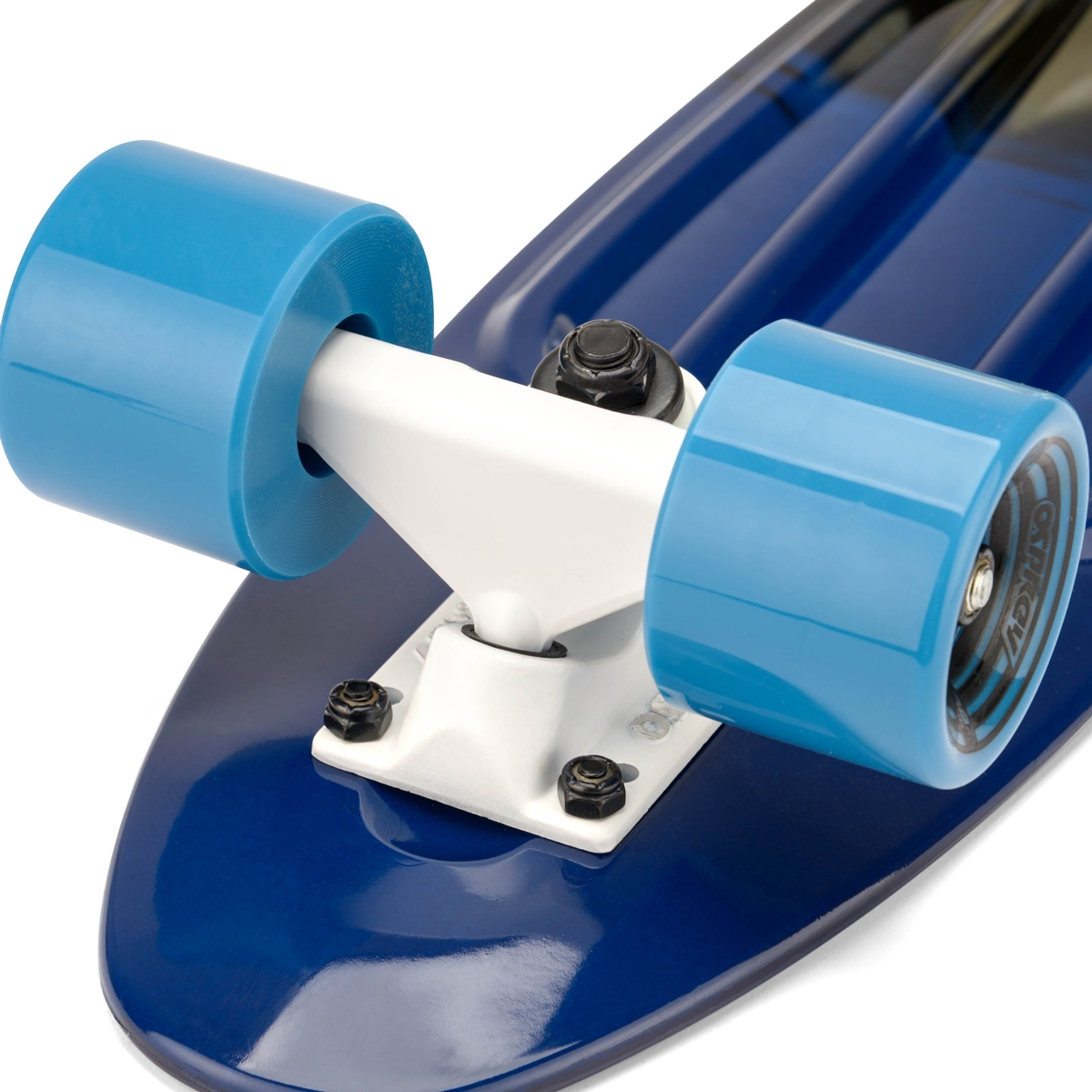 "Osprey Complete Retro Plastic Mini Cruiser Skateboard 22/"" or 27/"""